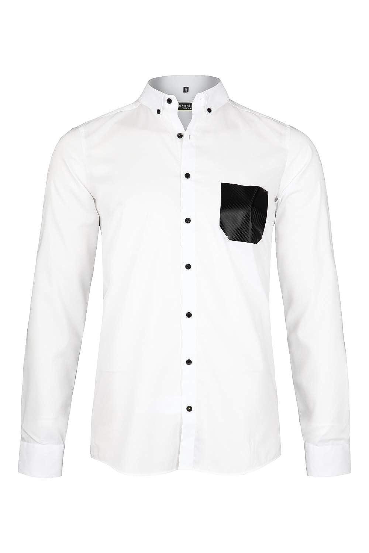 Eterna Camisa Formal - con Botones - para Hombre