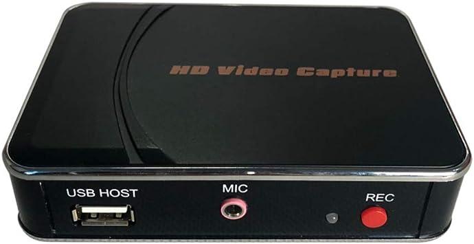 AWIS Captura de Video HDMI,Tarjeta de Captura de Juegos HD ...