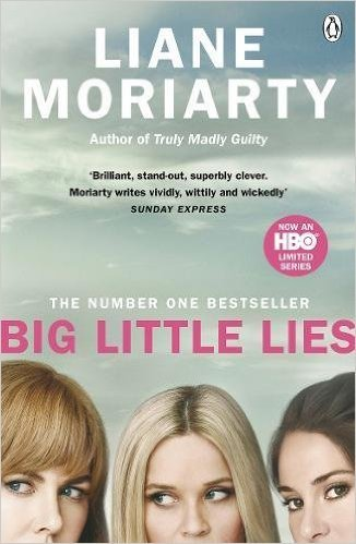 [By Liane Moriarty] Big Little Lies (Paperback)【2017】by Liane Moriarty (Author) [1865]