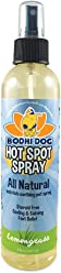 New All Natural Pet Hot Spot Spray   Soothing Plant Based Dog Treatment   Healing Allergies Anti Itch Dry Skin Relief for Dog   Professional Grade Quality - Made in USA - 1 Bottle 8oz (240ml)