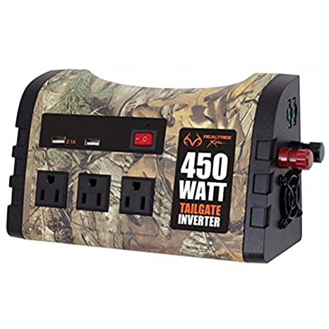 Review RealTree 10035 450W Tailgate