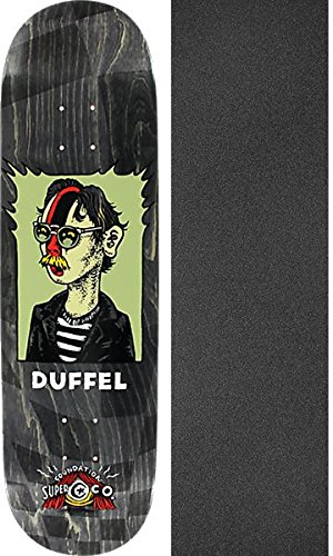 Foundation Skateboards Corey Duffel Stranger Skateboard Deck - 8.5