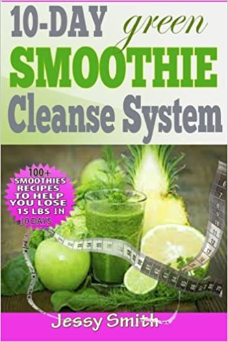 Amazon Com 10 Day Green Smoothie Cleanse System Over 80