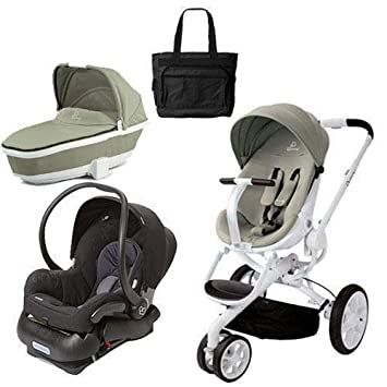 Amazon.com : Quinny Moodd Stroller Travel System and Dreami ...
