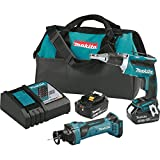 Makita XT255MB 18V LXT Lithium-Ion Cordless 2-Pc. Combo Kit (4.0Ah) (Discontinued by Manufacturer)