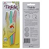 Dorco Tinkle 3 PCS Eyebrow or Face Hair Removal
