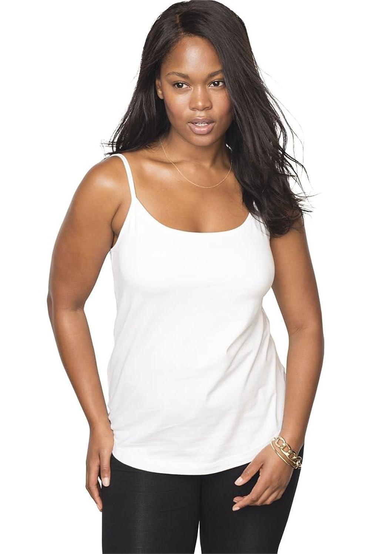 Roamans Women's Plus Size Bra Cami