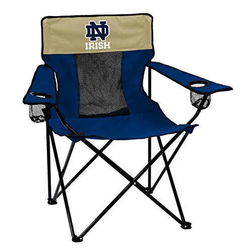 NCAA Notre Dame Fighting Irish Elite Chair by Logo Brands