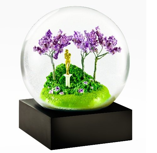 Cool Snow Globes Summer Glass Snow - Macy New In Jersey