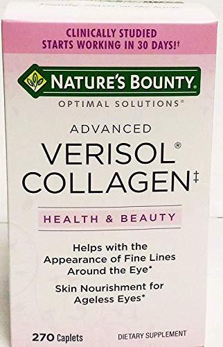 Natures Bounty Advanced Verisol Collagen,1Pack Caplets