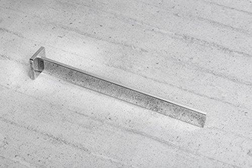Portasciugamani Bagno A Muro : Gedotec esclusivo barra porta asciugamani da parete fisso modello