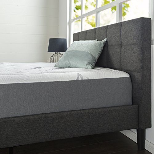Sleep Revolution Cloud Memory Foam 12 Inch Mattress Grey King