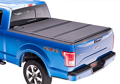 Extang Encore Soft Folding Truck Bed Tonneau Cover | 62450 | fits Chevy/GMC Silverado/Sierra 1500 (6 1/2 ft) 2014-18, 2500/3500HD - 2015-18, 2019 Silverado 1500 Legacy & 2019 Sierra 1500 Limited