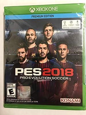 Pro Evo Soccer 2018 for Xbox One: Amazon.es: Videojuegos