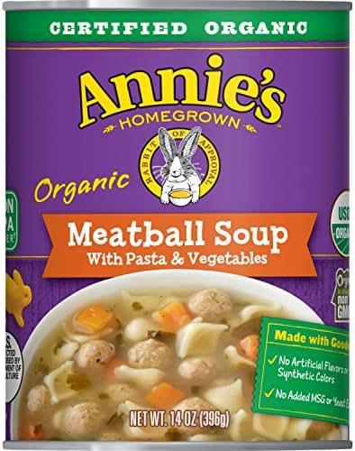Soup: Annie's