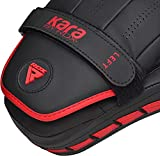 RDX Boxing Pads and Gloves Set, Maya Hide Leather