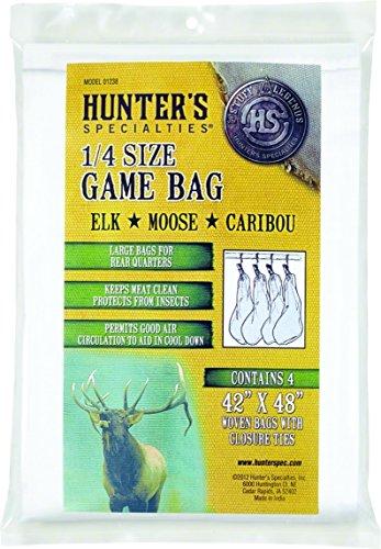 Hunter's Specialties Elk Bag 4-Pack