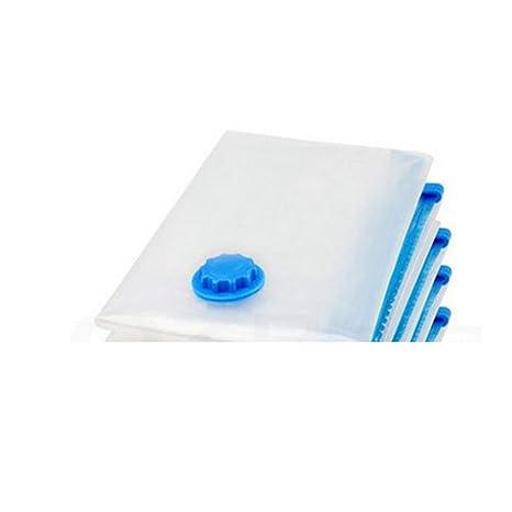 WEIWEITOE Bolsas de plástico de Sellos de Ahorro de Espacio ...