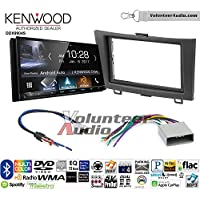 Volunteer Audio Kenwood DDX9904S Double Din Radio Install Kit with Apple CarPlay Android Auto Bluetooth Fits 2012-2016 Honda CR-V (Without factory amplified systems)