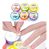 Nail Polish Remover Pads, Nail Polish Cotton Pads Oil Remover Wipes with Fruity Smell 3 Boxes