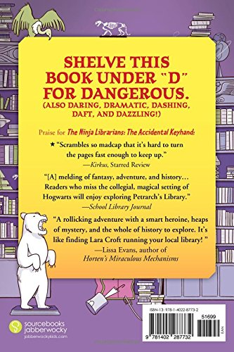 Ninja Librarians: Sword in the Stacks [Idioma Inglés ...