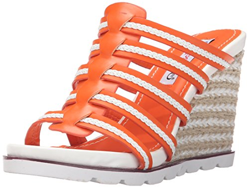 Too Too Wedge Orange 2 Lips Women Sandal Umbre qfatA1AnwU