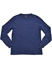 Men's Classic-Fit Long Sleeve V-Neck Tee