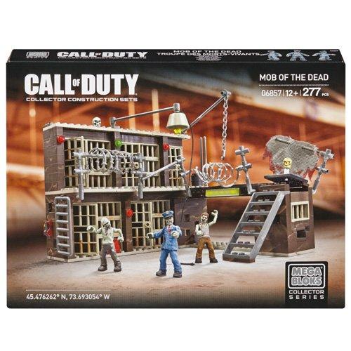 Mega Bloks Call of Duty Mob Of The Dead