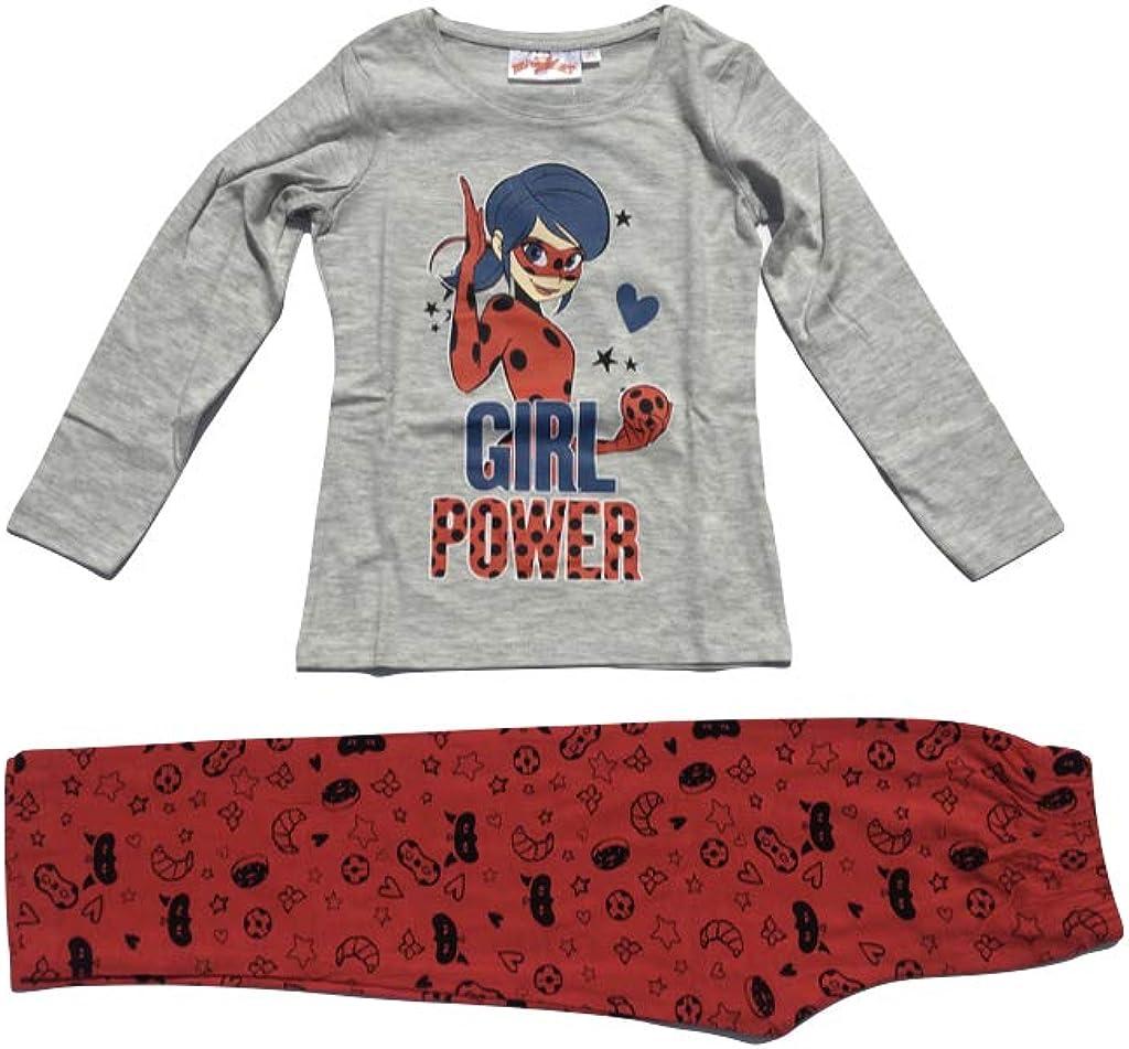 Miraculous Ladybug Pijama.: Amazon.es: Ropa y accesorios