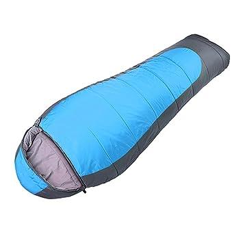 LJHA shuidai Saco de Dormir Momia/Algodón/Splicable/Adulto Saco de Dormir para