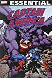 img - for Essential Captain America - Volume 7 by Roger McKenzie (2013-08-06) book / textbook / text book
