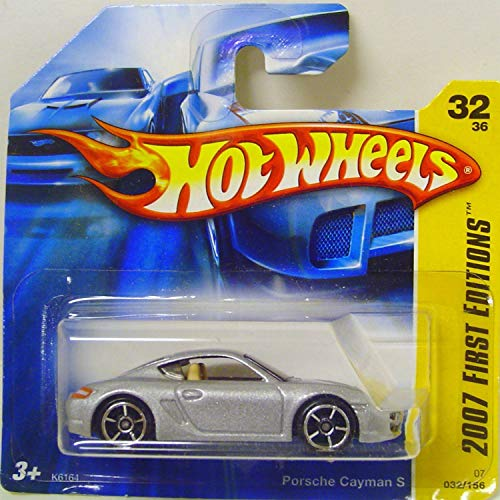 CAYMAN S PORSCHE Hot Wheels 2007 New Models Series Porsche C