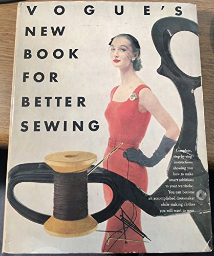 - Vogue's New Book for Better Sewing