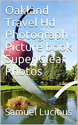 Oakland Travel Hd Photograph Picture book Super Clear Photos