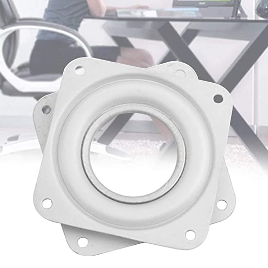 Tocadiscos de 3 pulgadas para mesa de comedor con rotación de 360 ...