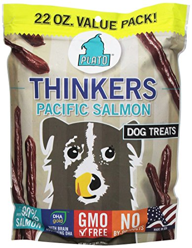 Plato Pet Treats Natural Seafood