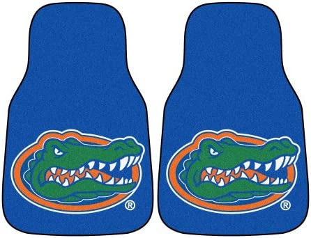 Fanmats Florida Gators Carpeted Car Mats