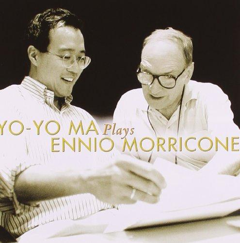 Cover of Yo-Yo Ma Plays Ennio Morricone