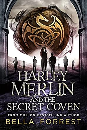 Amazon harley merlin and the secret coven ebook bella forrest print list price 1499 fandeluxe Choice Image