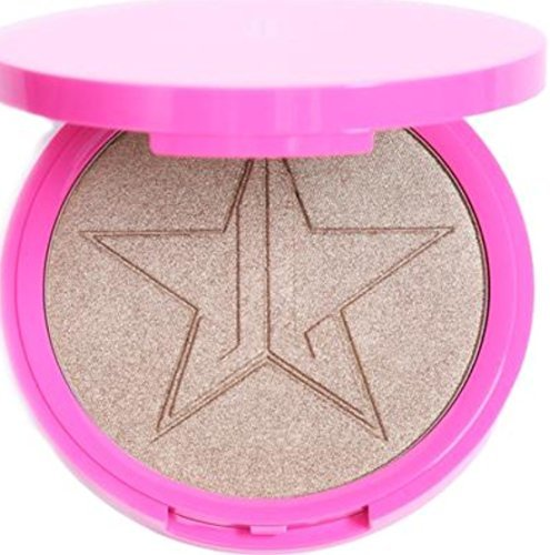 Jeffree star skin frost highlighter So Fcking Gold by Jeffre