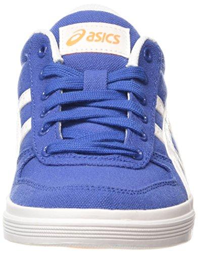 ASICS - Aaron Gs, Zapatillas Niños Azul (monaco Blue/white 4901)