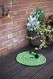 Supagarden 50ft Lightweight Expanding Garden Hose 7 Spray Patterns Kink Free