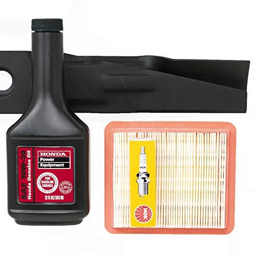 - Honda HRR216 Series Tune-Up Kit (Serial Range MZCG-8000001 to MZCG-8669999)