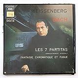 Weissenberg Bach: Les 7 Partitas (Enregistrement Integral) / Fantaisie Chromatique Et Fugue