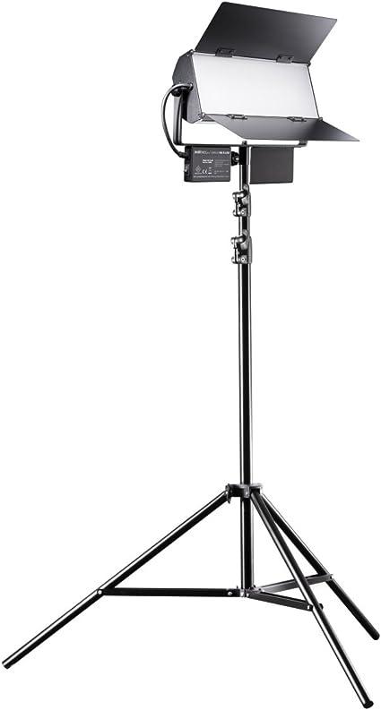 Walimex Pro Led Sirius 160 Daylight Set Mit Stativ 1x Kamera