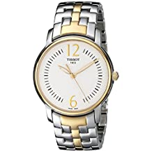 Tissot Women's T052.210.22.037.00 Silver Dial Watch