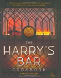 Harry's Bar Cookbook by Arrigo Cipriani front cover