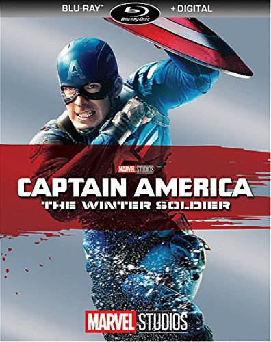 Captain America: The Winter Soldier [Blu-ray] Chris Evans Sebastian Stan Samuel L. Jackson Anthony Mackie