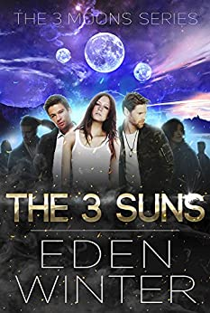 Three Suns Fantasy Paranormal Romance ebook product image