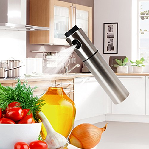 Stainless Steel Olive Mister Oil Spray Pump Fine